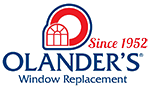 Olanders Window Replacement Logo
