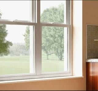 Vinyl Windows Home Security